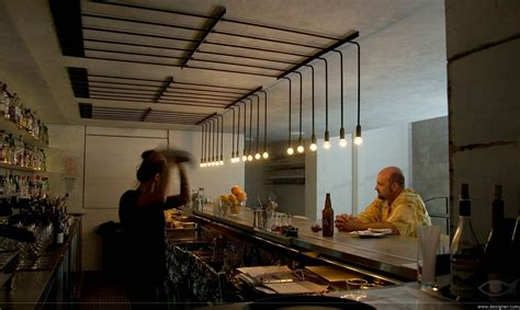 industrial ceiling let s stay industrial design ceiling light restaurant