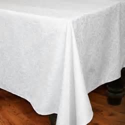 colorado 180 x 250cm jacquard tablecloth sheraton textiles