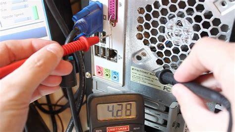 parallel port test cnc electronics 5 testing the parellel port wmv
