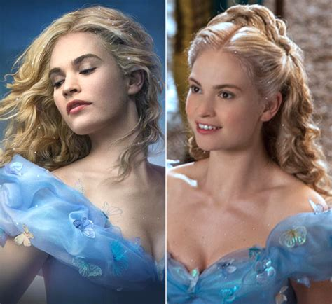 cinderella child actress cinderella movie hairstyles here s how to get the look