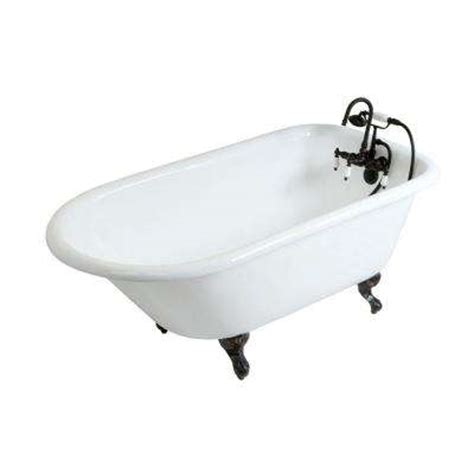 4 foot cast iron bathtub freestanding tubs bathtubs whirlpools bath the