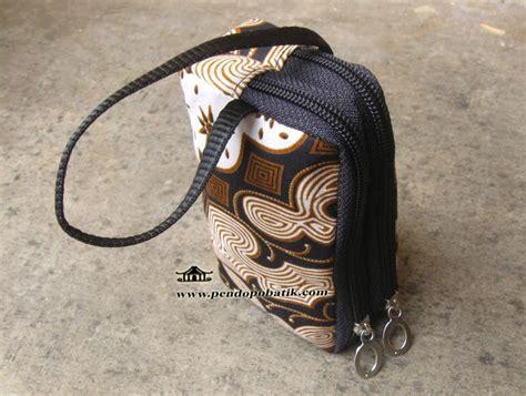 souvenir dompet pendopo batik