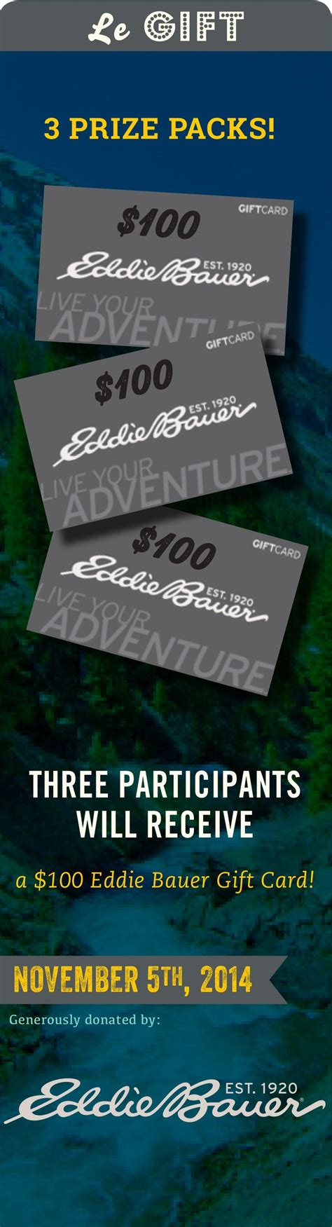 Eddie Bauer Gift Card - 1629 best images about awesome finds on pinterest gift cards us travel and iphone cases