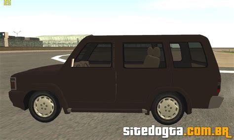 Shockbreaker Mobil Kijang Grand Toyota Kijang Grand Para Gta San Andreas Site Do Gta