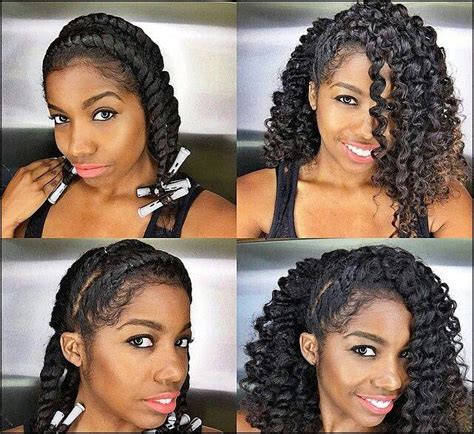 twist and rods on black people summer styles couturecandi