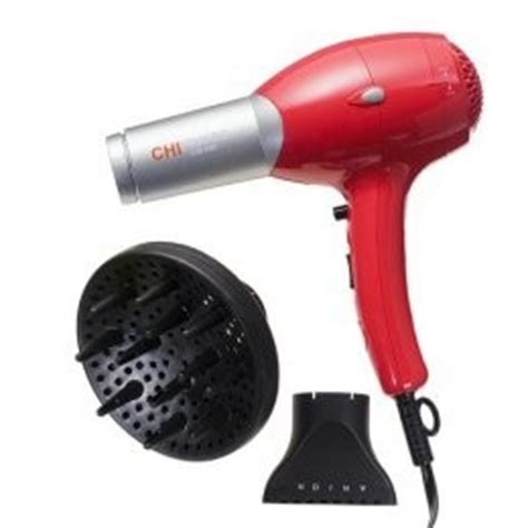 Chi Dryer Curly Hair by Chi Turbo Hair Dryer Ceramic 1300 Watt Dryer Model Gf1541