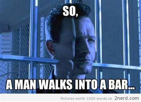 Terminator Meme - terminator2 nerd 2 nerd2 nerd