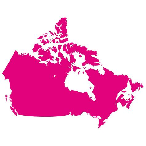 free us canada vector map canada vector outline map at vectorportal