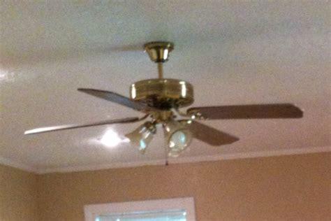 pretty ceiling fan pretty organized diy home ceiling fan makeover
