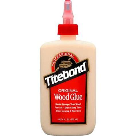 titebond 8 oz original wood glue 5063 the home depot