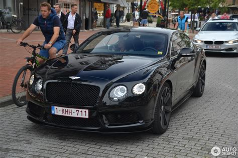 bentley and black bentley continental gt v8 s concours series black 30