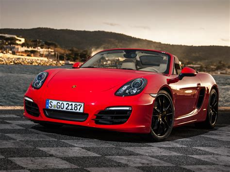 red porsche boxster 2015 red porsche boxster wallpapers full hd pictures