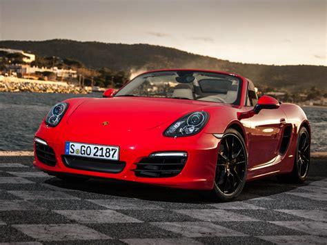 Porsche 981 Boxster S by Porsche Boxster S Worldwide 981 2012 16