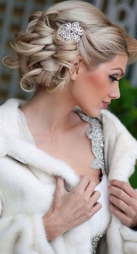 wedding hairstyles in the style