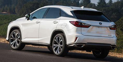 cost lexus rx 350 2018 lexus rx 350 release date price new automotive trends