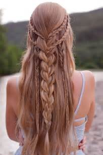 Pretty Hairstyles For Hair by 25 Best Ideas About Hairstyles On Braids