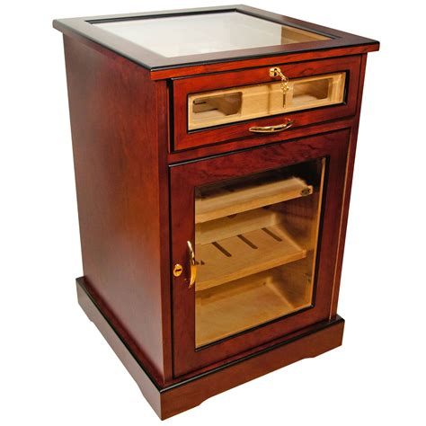 end table cabinet cigar humidor i want that