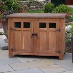 outdoor wood cabinets wooden outdoor storage cabinet alluring on home decoration