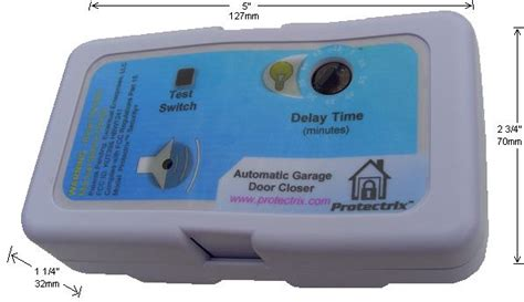 Garage Door Opener Timer Protectrix Do It Yourself Automatic Garage Door Closer