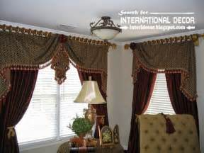 Living Room Country Curtains Stylish Country Curtains For Living Room In Style Curtain Designs