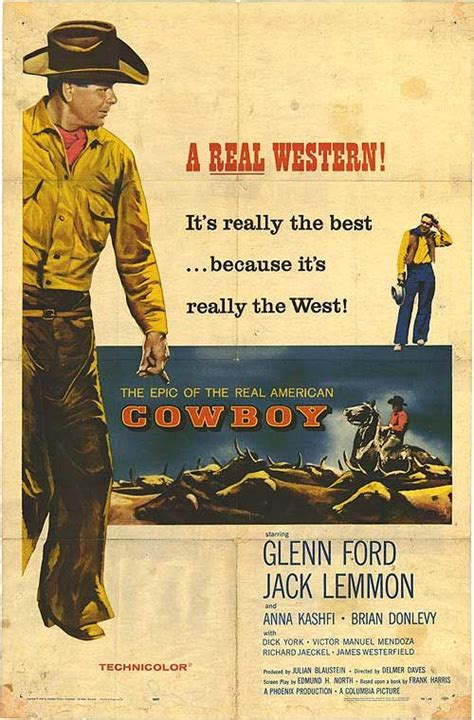 film cowboy usa 101 best films 1958 images on pinterest cinema posters