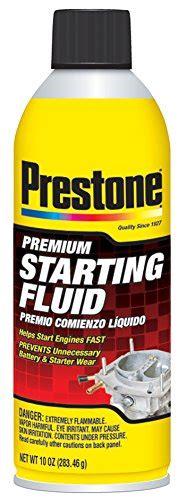 starting fluid