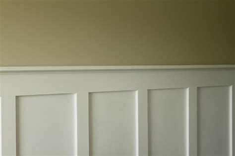 Wainscoting Alternatives Easy Diy Board And Batten Wainscoting On A Budget Do It