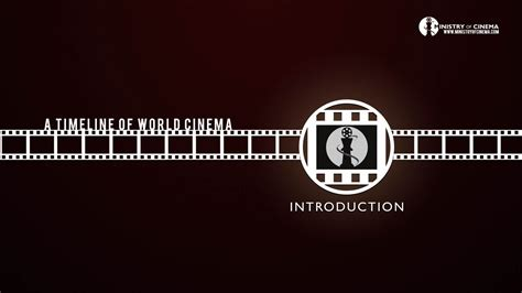 Interactive Theater History Of The World Part Two by History Introduction To World Cinema Timeline Of
