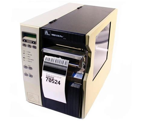 Printer Thermal zebra 140xiii plus industrial commercial thermal label printer thermal printer outlet