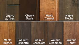 Popular Wood Floor Stain Colors by Hardwood Flooring Colors Flooring Ideas Home