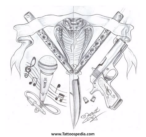 butterfly knife tattoo designs butterfly knife tattoo designs 3