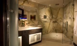 End bathrooms interior decor ideas feats sleek checkered wall tiles
