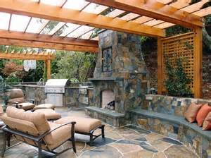 Private Dining Rooms Houston Rustic Outdoor Kitchen Patio Mediterranean With Barbecue