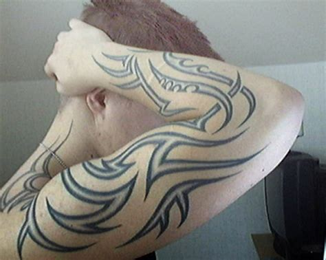 tribal name tattoos for men daring tattoos 25 easy on the eye temporary names