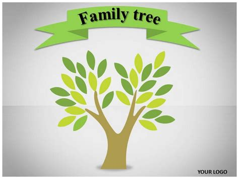 family tree template family tree templates ppt