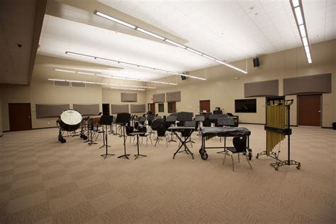 Band Room by Heber Springs Arts Building Design Award Entries