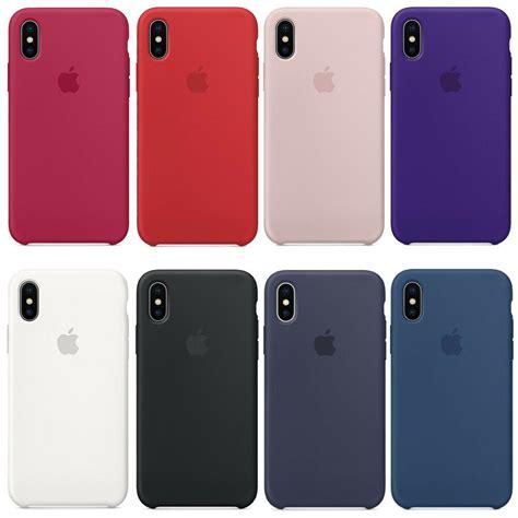 oem original silicone case  apple iphone