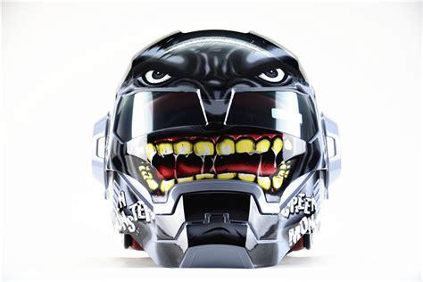 Motorrad Helm Iro by Kaufen Gro 223 Handel Iron Motorrad Helm Aus China