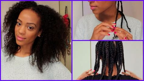 black hairstyles without heat how to stretch your natural hair without heat video