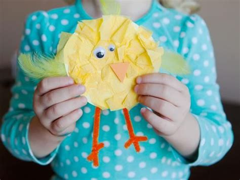 Cool Tissue Paper Crafts - cool project from www kiwicrate diy tissue paper baby
