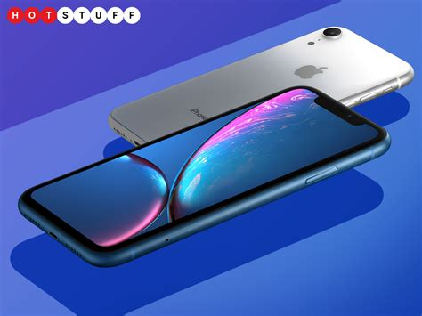 apple s iphone xr is a 6 1 inch blower that adds a splash of colour to the iphone x line stuff