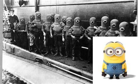 imagenes minions nazis 191 tienen alguna relaci 243 n los minions con los nazis curiosa