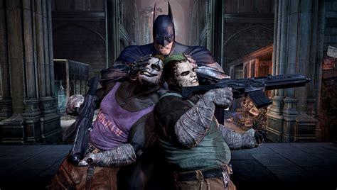Kaos Batman Arkham City 1 batman arkham city 1