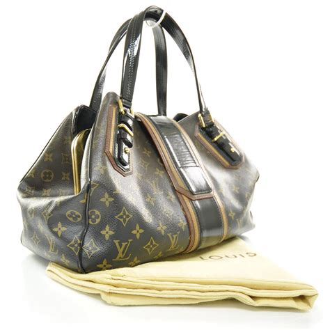 Louis Vuitton Griet Or Dont Griet by Louis Vuitton Monogram Mirage Griet Noir Le 26477