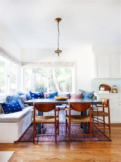 My Home Interior by Pourquoi Choisir Une Table Avec Banquette Pour La Cuisine