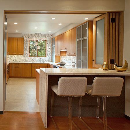 Closed Kitchen Design Best 25 Semi Open Kitchen Ideas On