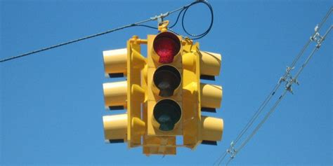traffic light the history and evolution of traffic lights
