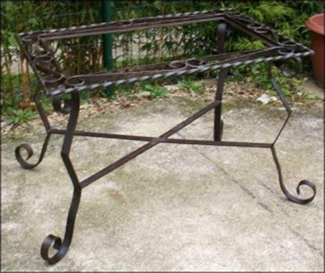 table de jardin en fer forge table de jardin en fer forg 233 des 233 es 1950