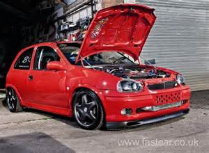 Vauxhall Modified Vauxhall Corsa B Picture 14 Reviews News Specs Buy Car