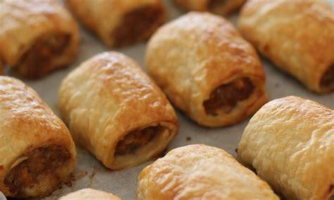 printable sausage roll recipes chicken sausage rolls kidspot